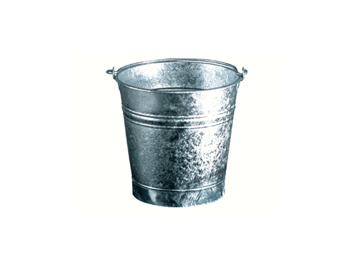 11 liters flared bucket , diameter 28cm