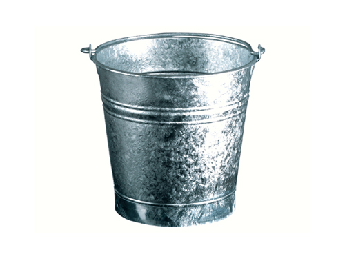 16 liters flared bucket , diameter 32cm