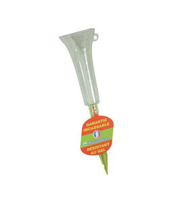 Découvrez ce pluviomètre en plastique incassable !