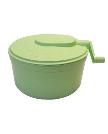 Essoreuse à salade verte pour mettre de la couleur dans votre cuisine !