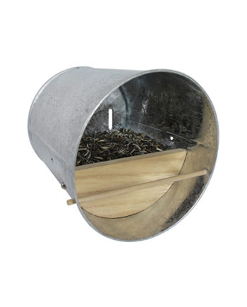 """GARDEN LIFE BOX"" - Shelter for birds and insects - Hot dip galvanized"
