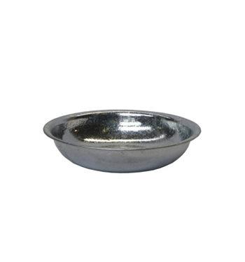 Mess tin - steel 31 cm Basin galvanized