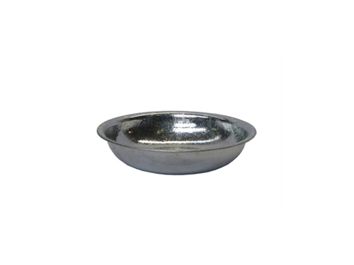Mess tin - steel 31 cm Basin galvanized