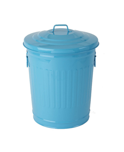Trash 30 liters blue South Seas