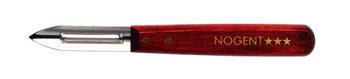 Éplucheur à légumes avec un joli manche en bois fabriqué par Nogent***