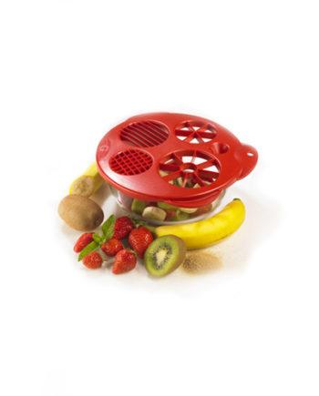 Coupe Aliments - Couvercle multifonction 4 en 1