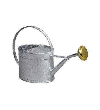 Arrosoirs en acier galvanisé d'une contenance de 1.75L Guillouard