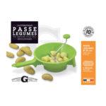 Moulin à légumes plastique premium Vert - Guillouard