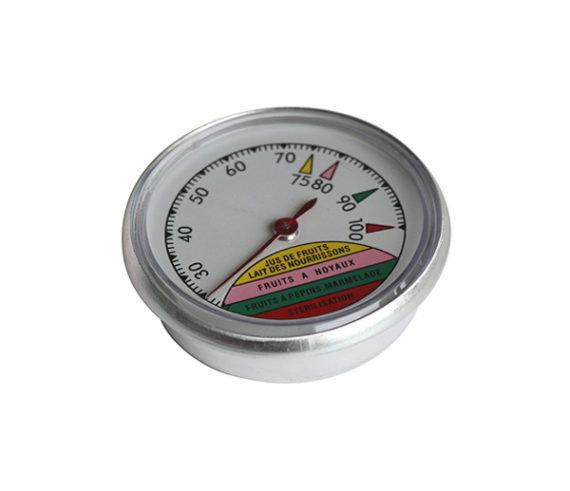 Thermomètre à cadrant Guillouard pour contrôler la cuisson des vos aliments.