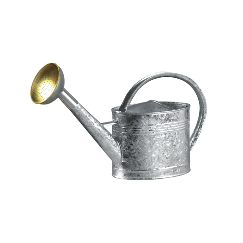 Nice galvanized watering can 6L