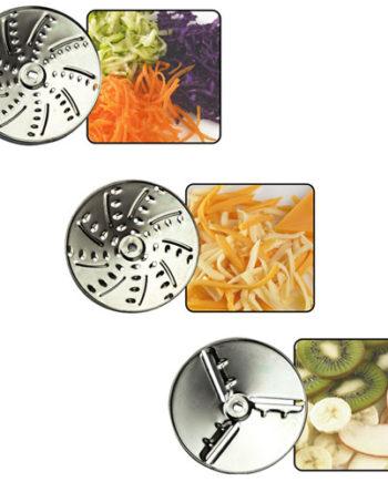 Craquez pour les trois grilles pour râpes à légumes Guillouard