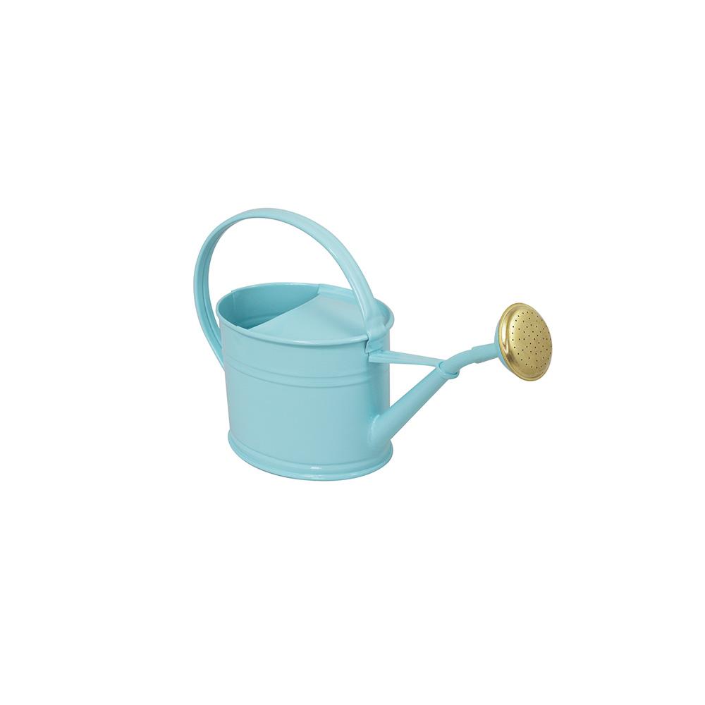 Arrosoir pastel bleu