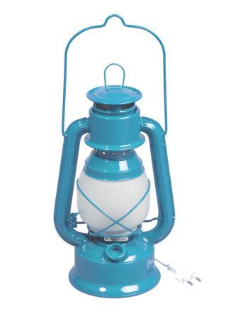 Lampe électrique bleue Luciole