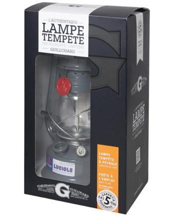 LAMPE GRIS CADEAU