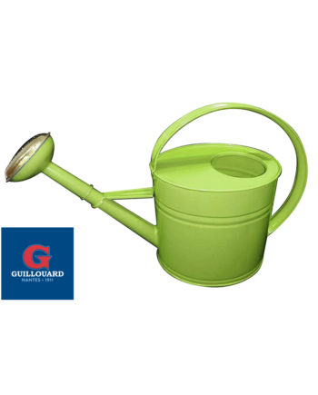 A new green watering can Guillouard