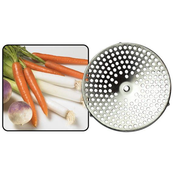 Grille pour passe légumes