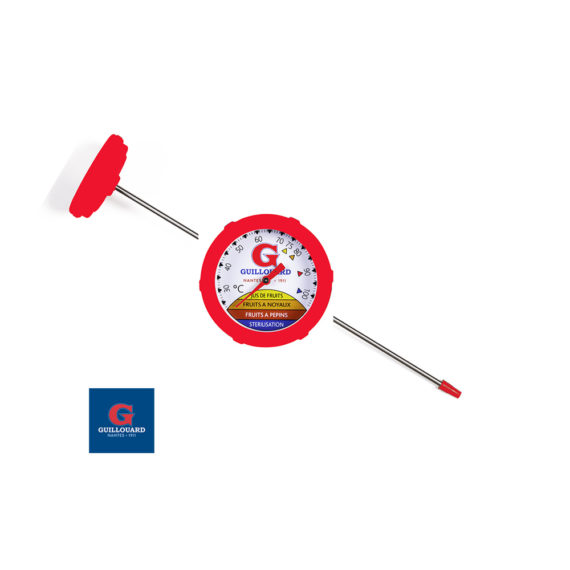 Découvrez la nouveauté Guillouard avec ce thermomètre à cadran !