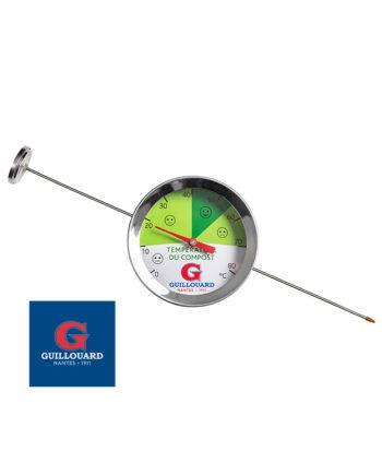 Thermomètre à compost signé Guillouard