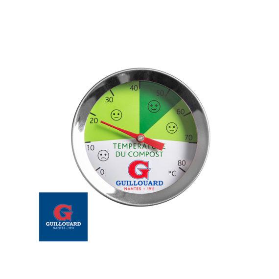 Un thermomètre à compost intelligent c'est maintenant possible grâce à Guillouard !
