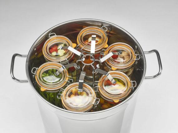 stérilisateur bouilleur inox guillouard bocaux