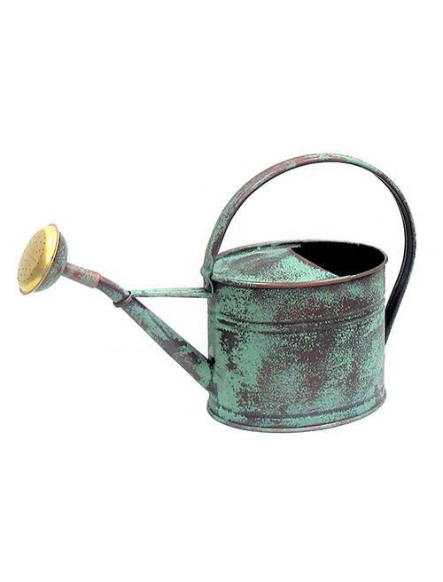 Arrosoir vert vieilli, le produits de la nouvelle collection Guillouard
